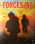 Dartford, Mark. 'Forces '87', hardcover copy, 1986, 144 pages, excellent condition with excellent dustjacket. ISBN 0863076378. Price £7.99, not including p&p, which is Amazon's standard charge (currently £2.75 for UK buyers, more for overseas customers)