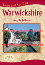 Jefferies, Angela. 'Drive and Stroll in Warwickshire', published in 2008 by Countryside Books in paperback, 96pp, ISBN 9781846740718. Condition: New and unread. Price: £4.35, not including post and packing, which is Amazon UK's standard charge (currently £2.80 for UK buyers, more for overseas customers)
